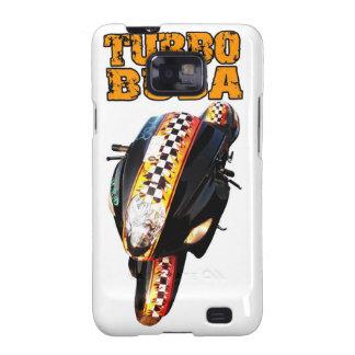 Turbo Hayabusa custom Samsung phone cover Samsung Galaxy S Cases