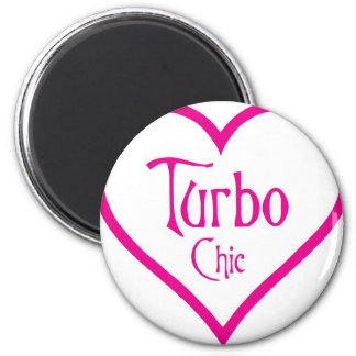 Turbo Imán Redondo 5 Cm