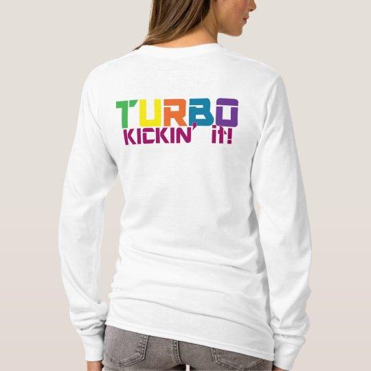 Turbo Kick - Instructor T-Shirt