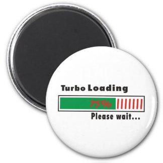 Turbo Loading Please wait Magnet