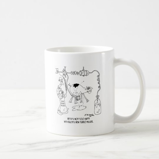 Turbo Milker Coffee Mug