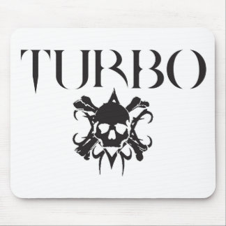 Turbo Mouse Pad