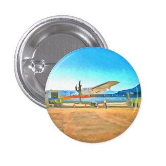 Turbo prop plane button