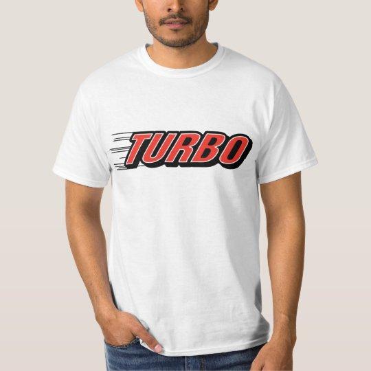 Turbo ~ Race Car Racing T-Shirt
