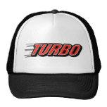Turbo ~ Race Car Racing Trucker Hats