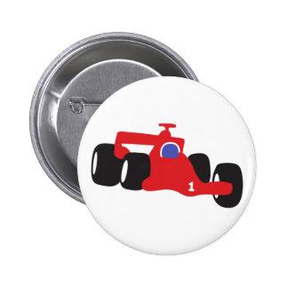 Turbo racing car button