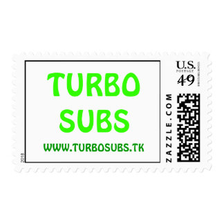 TURBO SUBS STAMPS