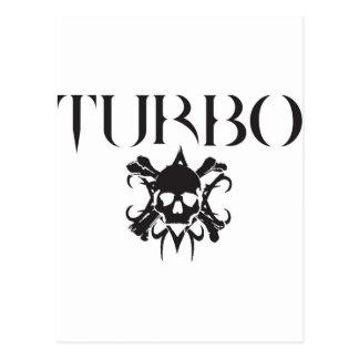 Turbo Tarjeta Postal
