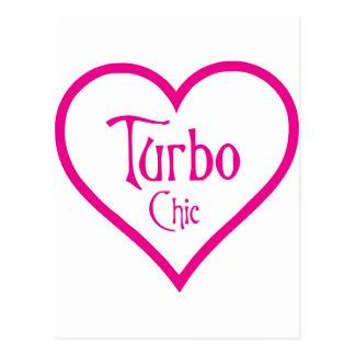 Turbo Tarjetas Postales