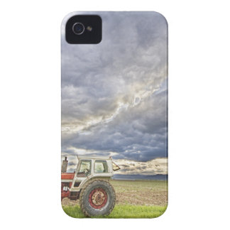 Turbo Tractor Country Evening Skies iPhone 4 Cover
