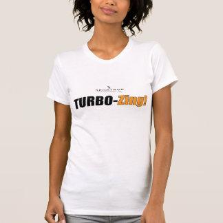 TURBO Zing Microfiber Tee