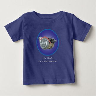Turbocharger Baby T-Shirt