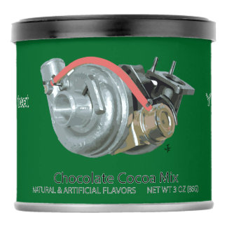 Turbocharger Hot Chocolate Drink Mix