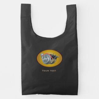 Turbocharger Reusable Bag