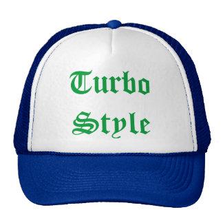 TurboStyle Trucker Hat
