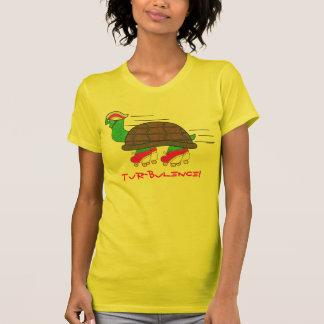 ¡Turbulencia! Camisetas