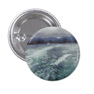 Turbulent wake button