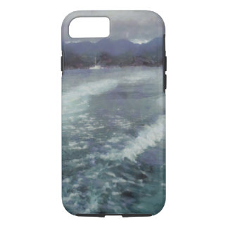 Turbulent wake iPhone 8/7 case