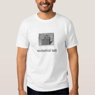 Turco mecánico camisas