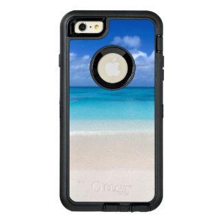 Turcos de la playa el | y foto de sotavento de funda otterbox para iPhone 6/6s plus