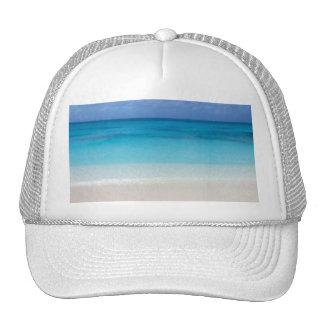 Turcos de la playa el | y foto de sotavento de gorras de camionero