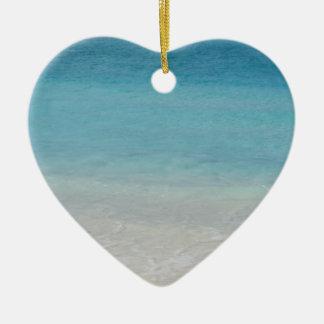 Turcos de la playa el | y foto hermosos de Caicos Ornaments Para Arbol De Navidad