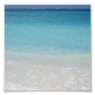 Turcos de la playa el   y foto hermosos de Caicos Fotografía