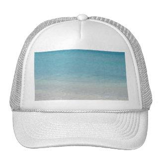 Turcos de la playa el | y foto hermosos de Caicos Gorra