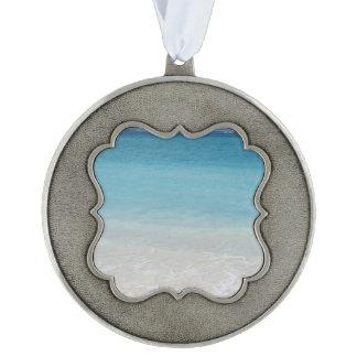 Turcos de la playa el | y foto hermosos de Caicos Adorno Ondulado