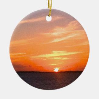 Turcos de la puesta del sol el | y foto magníficos ornamento de reyes magos