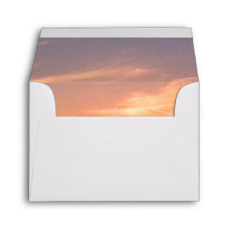 Turcos de la puesta del sol el   y foto magníficos sobres