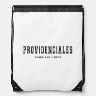 Turcos y Caicos de Providenciales Mochilas