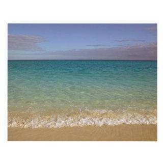 Turcos y Caicos, isla de Providenciales Cuadro
