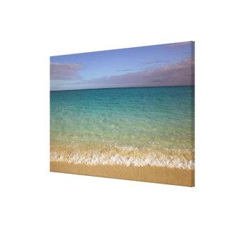 Turcos y Caicos, isla de Providenciales, Impresión En Lienzo