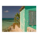 Turcos y Caicos, isla magnífica del turco, Cockbur Postal