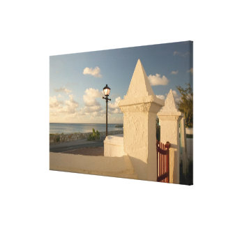 Turcos y Caicos, isla magnífica del turco, Impresión En Lienzo
