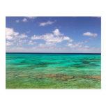 Turcos y Caicos, isla magnífica del turco, Postal