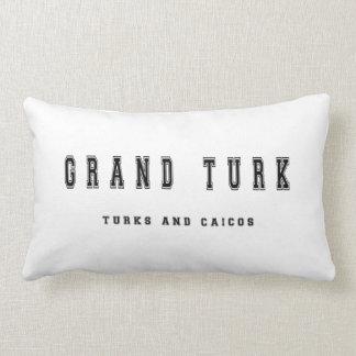 Turcos y Caicos magníficos del turco Almohada
