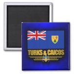 Turcos y orgullo de Caicos Iman