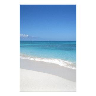 Turcos y playa ideal de Caicos Papeleria