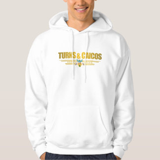 Turcos y ropa del orgullo de Caicos Sudaderas