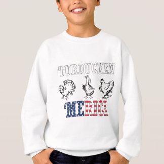 Turducken - 'Merican Tradition Sweatshirt
