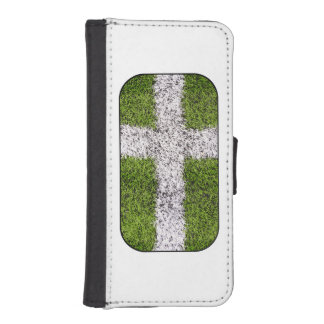 Turf cross iPhone 5 wallet case