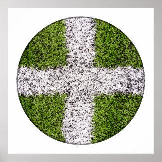 Turf cross poster