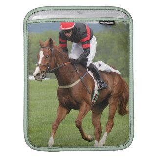 Turf Horse Race iPad Sleeve