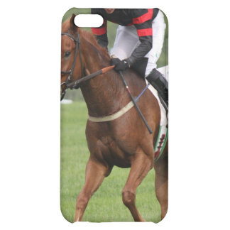 Turf Horse Race iPhone 4 Case