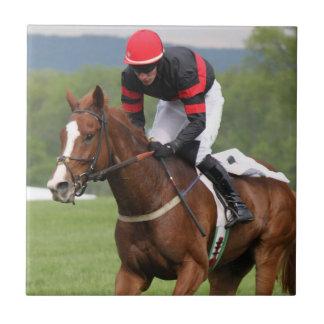 Turf Horse Race Tile