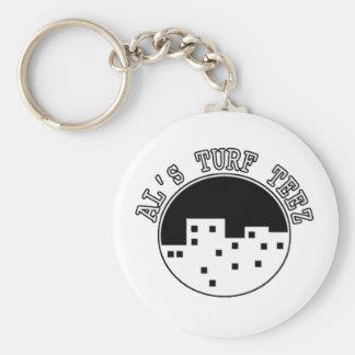 TURF TEEZ Keychain