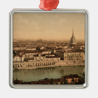 Turín del siglo XIX, Piamonte, Italia Ornamento De Navidad