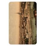 Turín del siglo XIX, Piamonte, Italia Imán